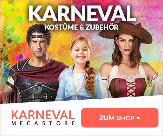 Karnevalskostüme günstig kaufen